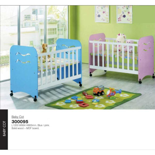 Baby-Cot L1200 W664 H865mm