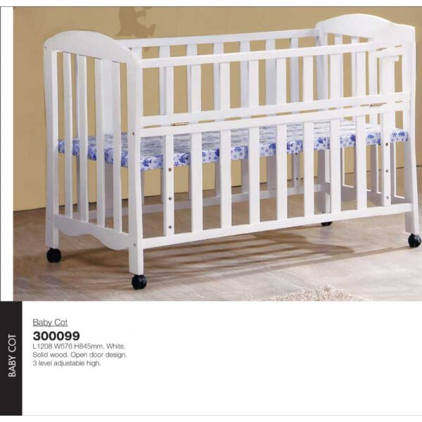 baby-cot L1208 W676 H845mm