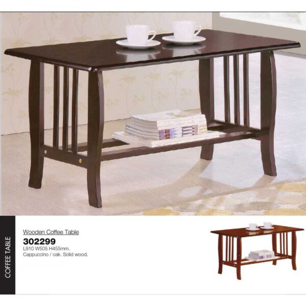 coffee-table L910 W505 H455mm