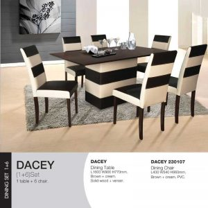 Dacey Dining Set
