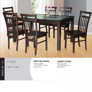 Shelton-Camry Dining Set