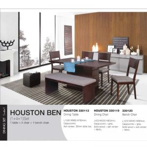Houston-Ben Dining Set