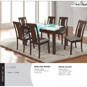 Shelton-Colin Dining Set
