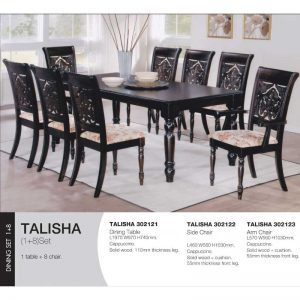 Talisha Dining Set