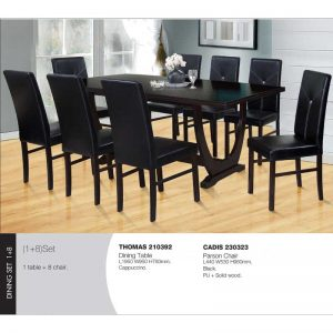 Thomas-Cadis Dining Table
