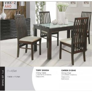 Tory-Caren Dining Set