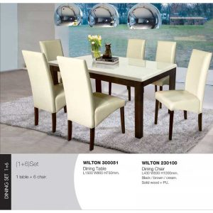 Wilton Dining Set