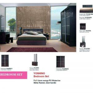 Yoshino Bedroom Set