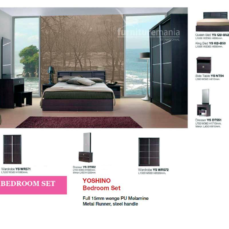National Bedroom Furniture: Furniture Mania By National