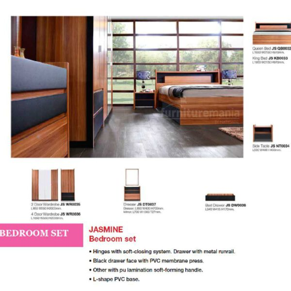 Jasmine Bedroom Set