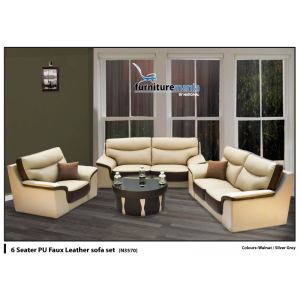 6-Seater-PU-Leather-Sofa-Set-N3570