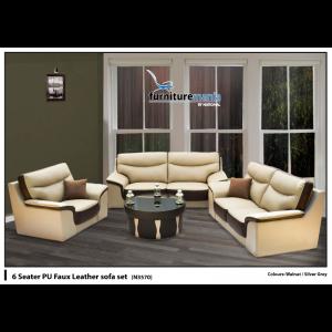 6-Seater-PU-Leather-Sofa-Set-N3570