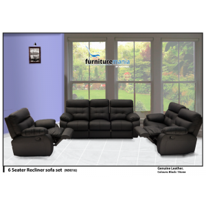 6-Seater-recliner-Sofa-Set-N9016