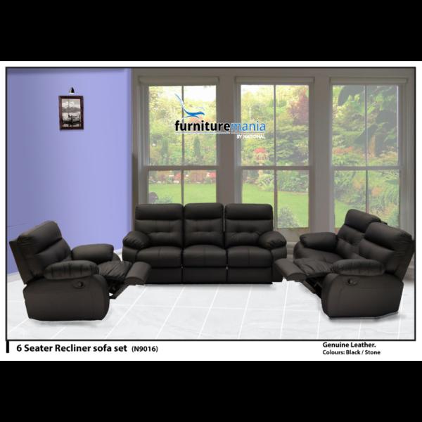 6-Seater-recliner-Sofa-Set-N9016