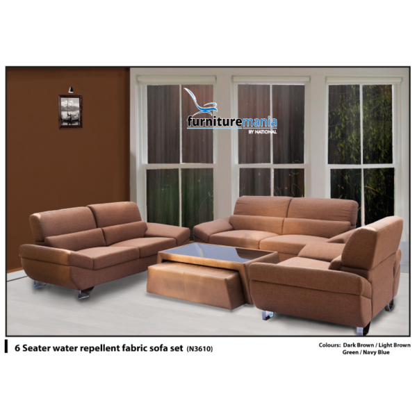 6-Seater-water-repellent-Sofa-set-N3610