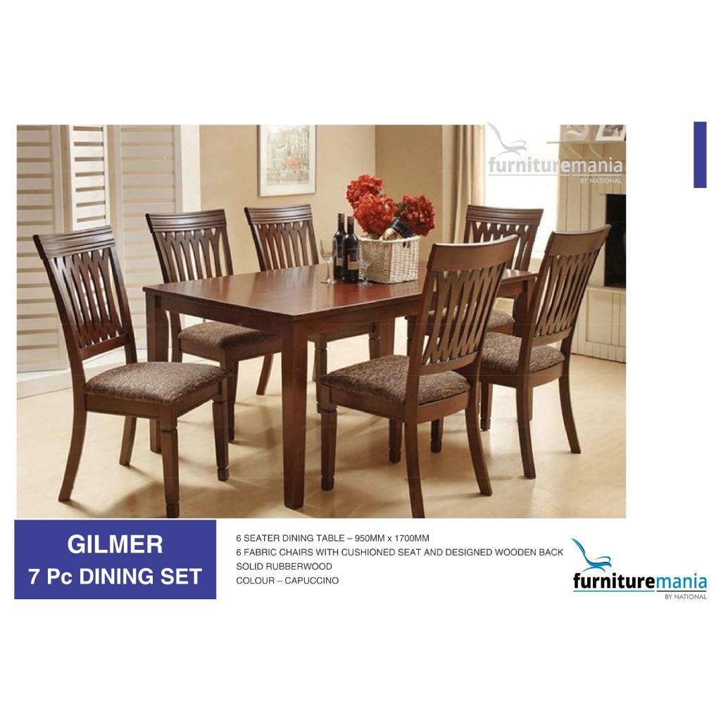 Gilmer - Dining Set