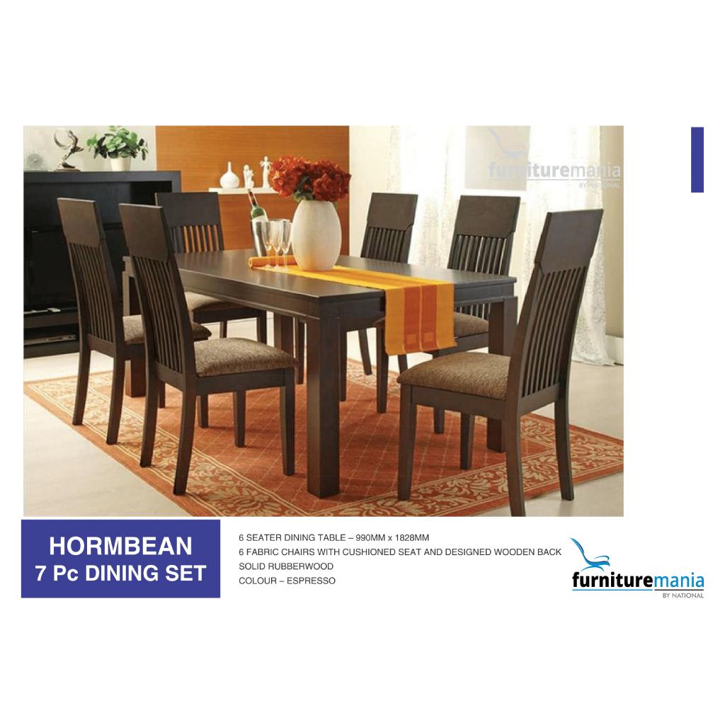 Hormbeam - Dining Set