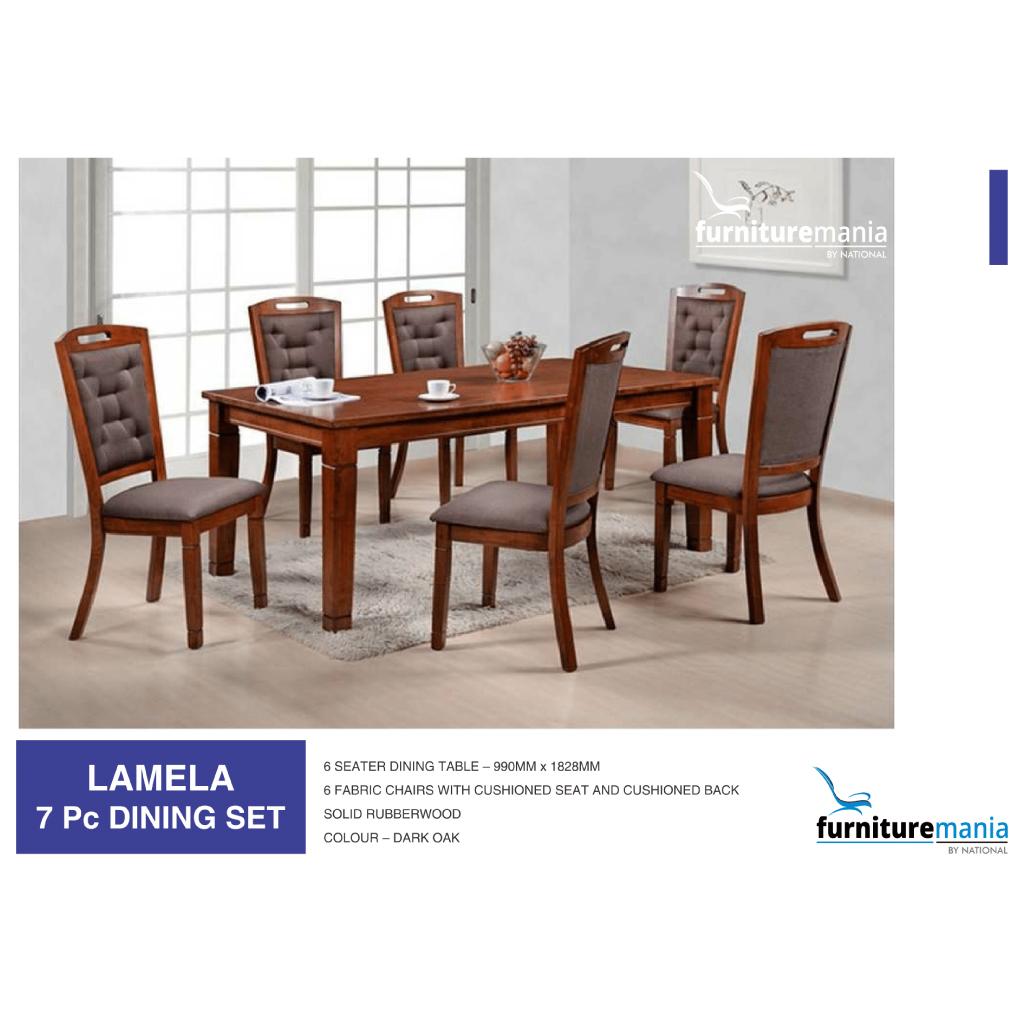 Lamela - Dining Set
