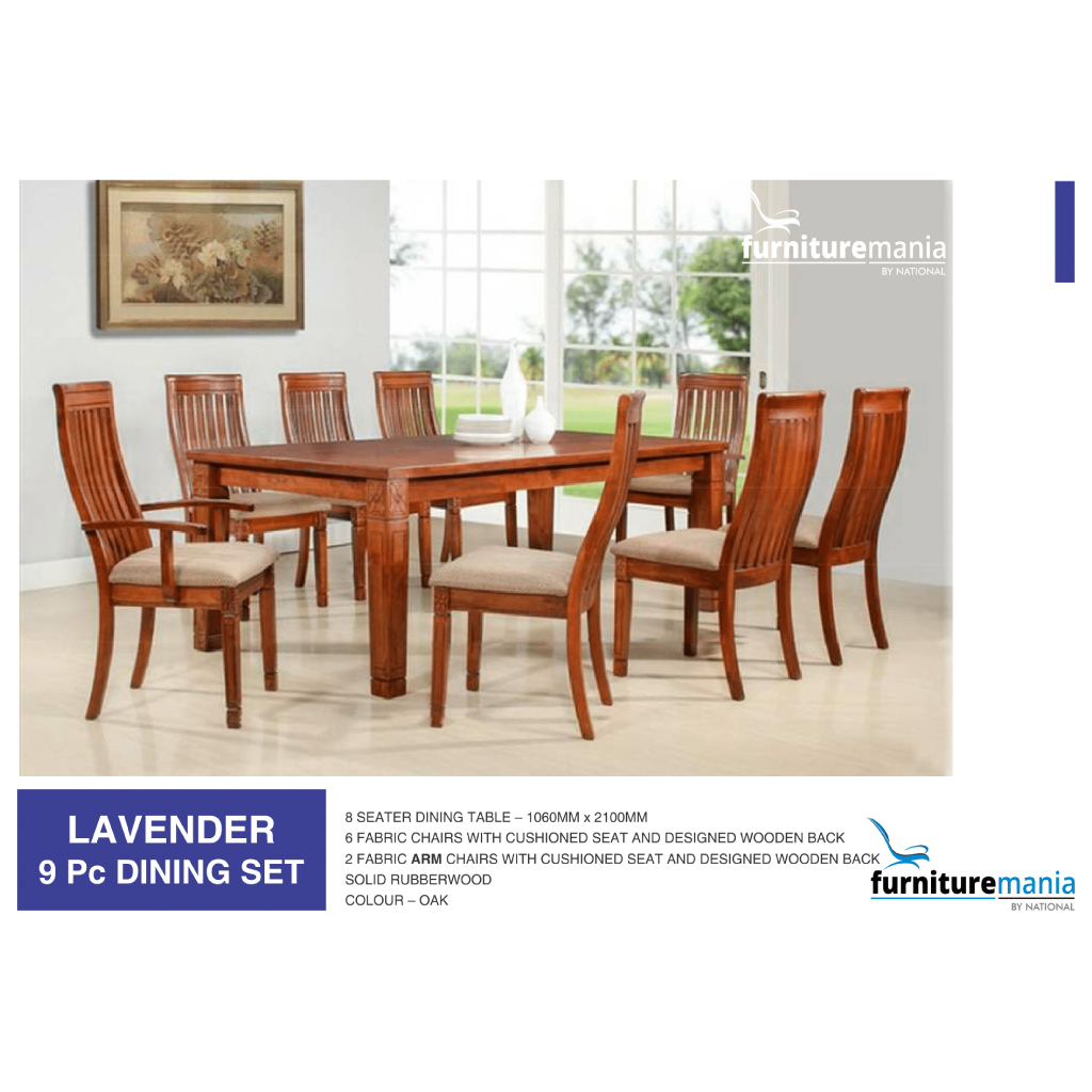Lavender - Dining Set