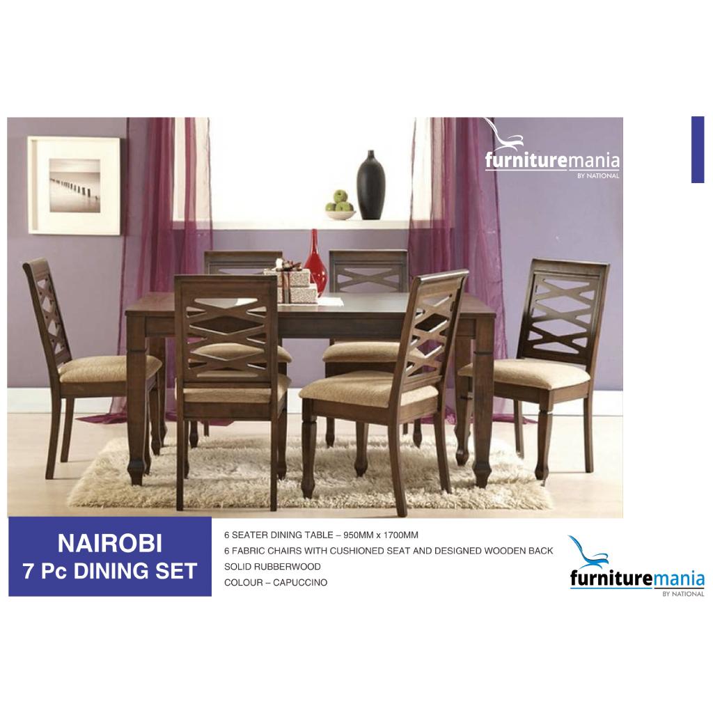 Nairobi - Dining Set