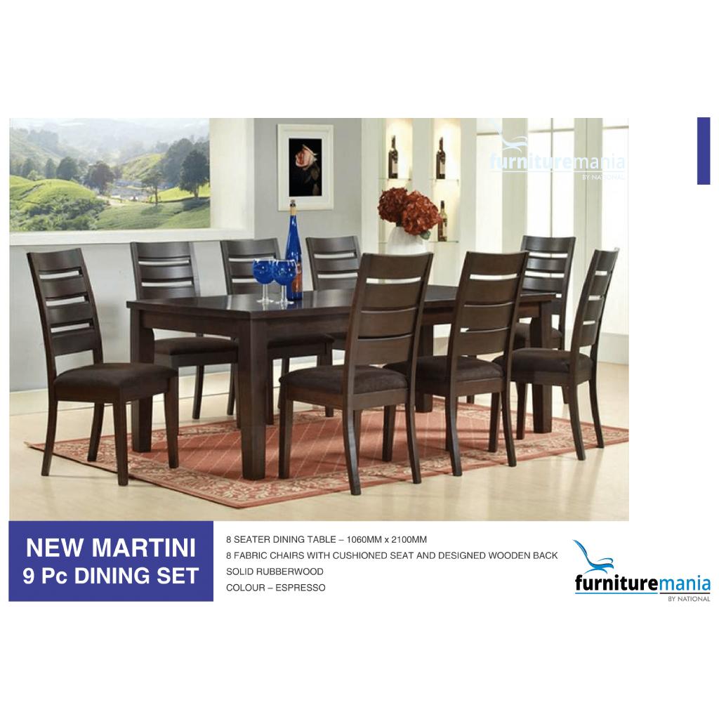 New Martini - Dining Set