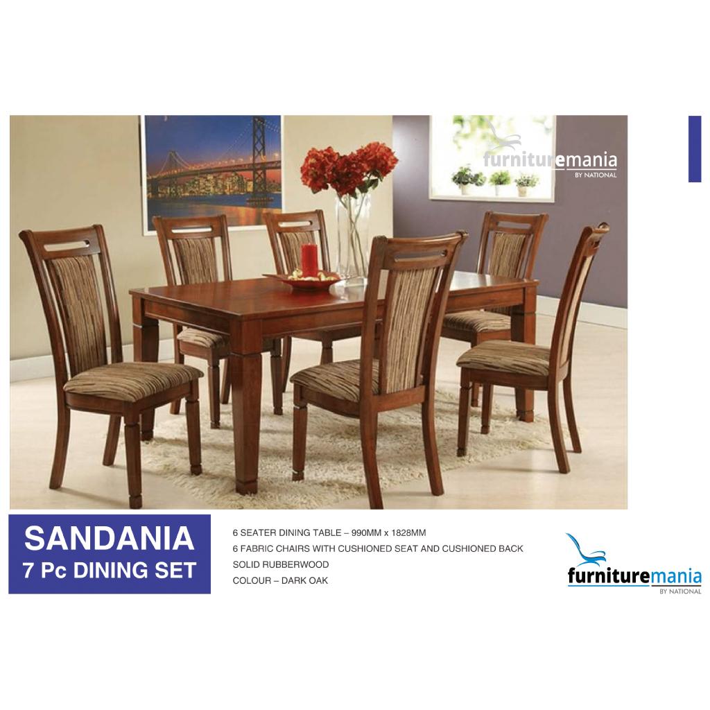 Sandania - Dining Set
