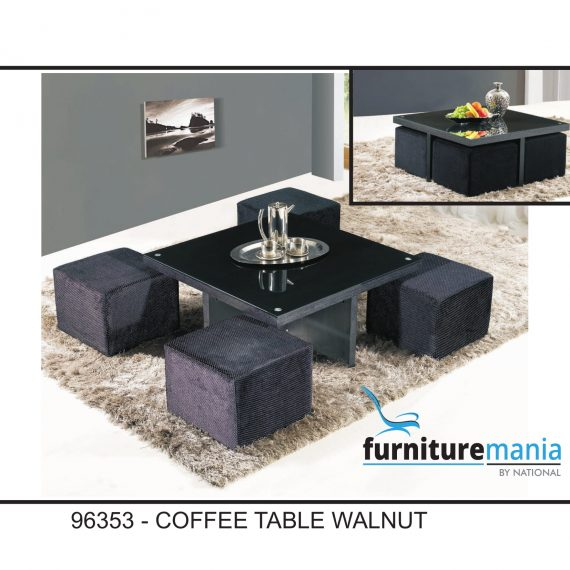 Coffee Table Walnut-96353