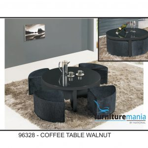 Coffee Table Walnut-96328