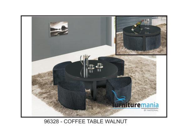 Coffee Table Walnut-96328