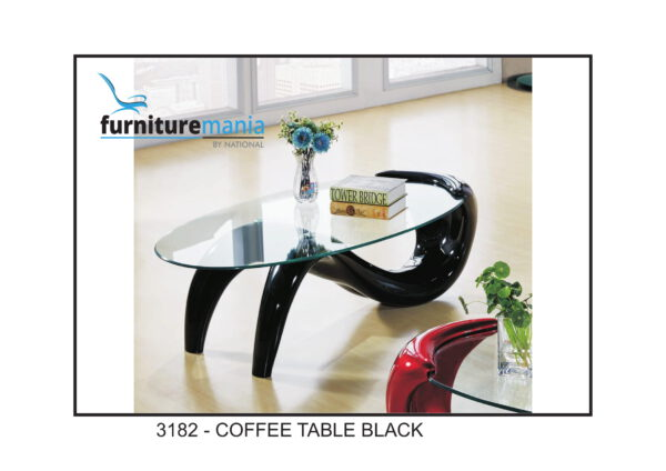 Coffee Table Black-3182